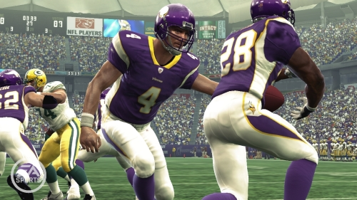 If the Vikes are going to win, Favre needs to do this about 40 times a game.