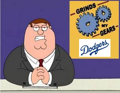 grinds my gears la dodgers