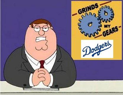 grinds my gears la dodgers