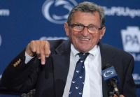 Like Twitter, JoePa doesn't quite get smack-talk.