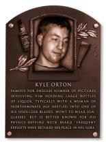 kyle orton hof plaque