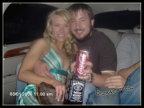 kyle orton with blond