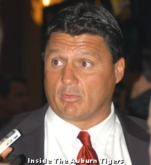 Orgeron: Because he was way too perfect in the Matt Libby role.