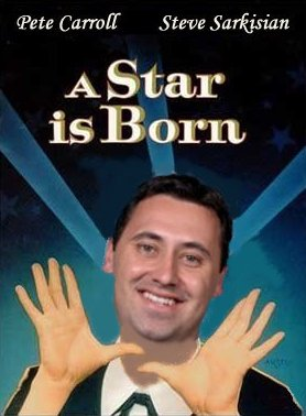 steve sarkisian a star is born