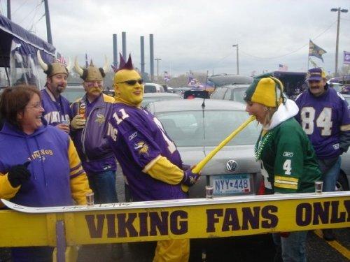 viking fans