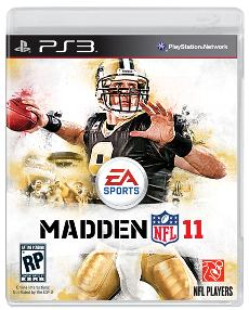 brees madden box cover