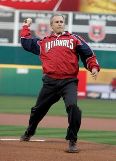 There is no truth to the rumor that Bush is slated to be the Nats' 5th starter.