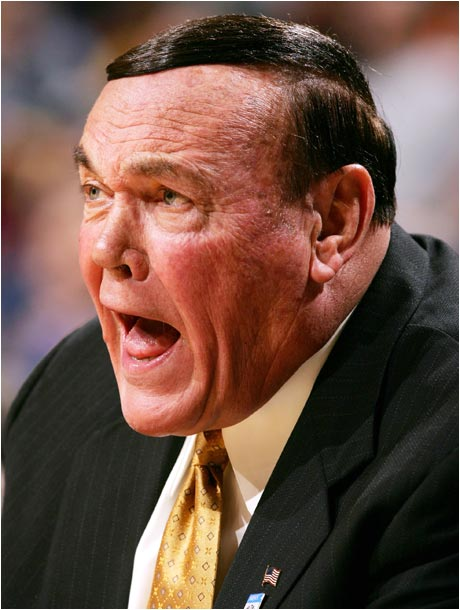 Gregg Doyel Wrote An Article About Gene Keady S Combover