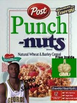 punch nuts