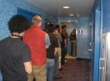 Target Field Bathroom Line