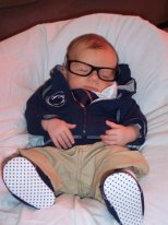 Paterno: Gets younger every day.