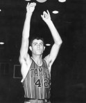 lou piniella basketball at U of tampa