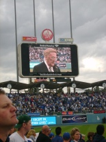 vin scully jumbotron