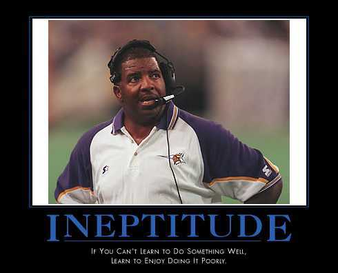 Nothing defines the Dennis Green era in Minnesota quite like pure, uncut ...