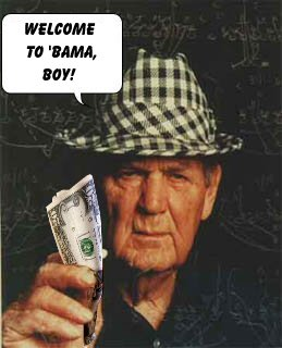 Alabama has always paid as well, if not better than any NFL franchise