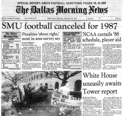 SMU Cancelled