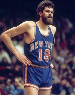 phil jackson as a knick
