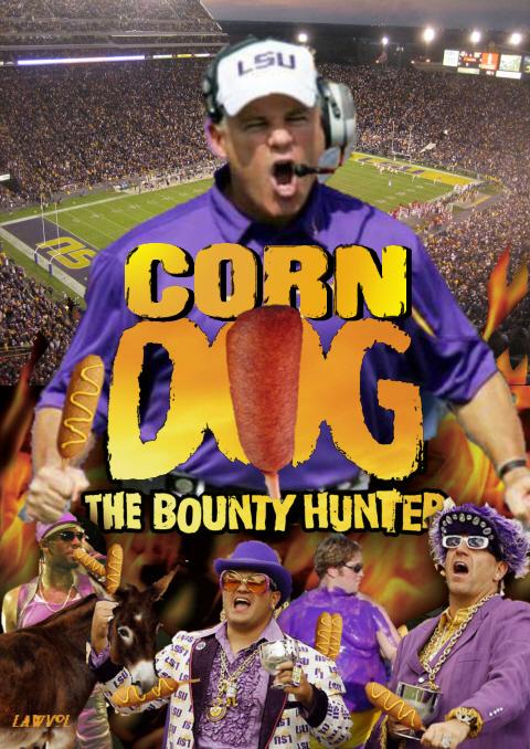 les miles corndog the bounty hunter