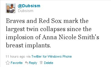 red sox collapse twit 5