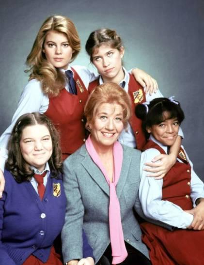 Forget Jason Garrett...It was Mrs. Garrett who knew how to keep the girls in line.