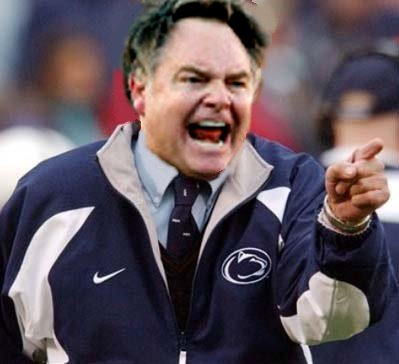 Houston Nutt Penn State