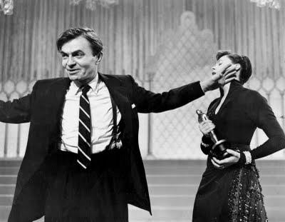 Norman Maine award scene