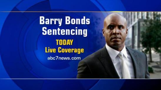 barry bonds sentencing