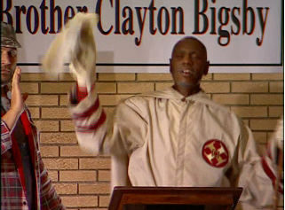 clayton bigsby black white supremacist