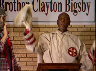 clayton bigsby black white supremacist