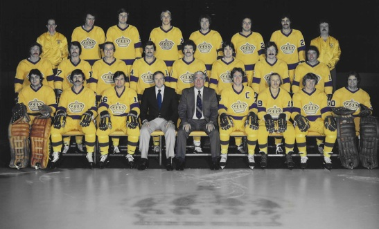 los angeles kings 1978