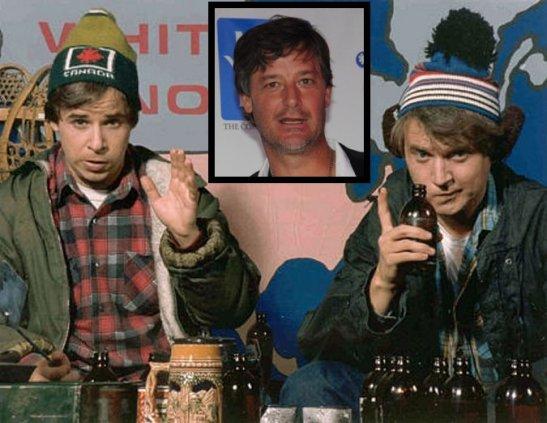 bob and doug mckenzie with jamie moyer