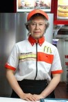 queen elizabeth mcdonalds