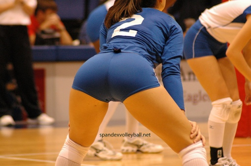 volleyball spandex
