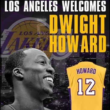 dwight howrd welcome to la