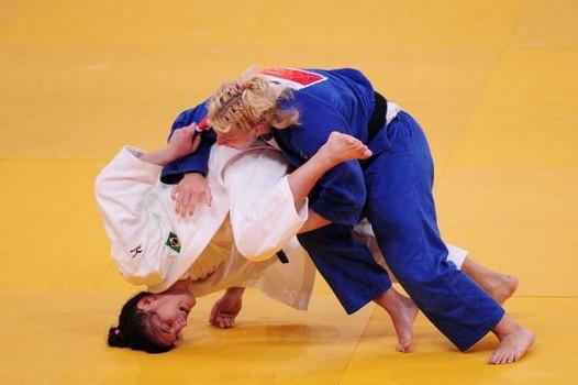 kayla harrison judo