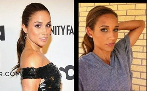 Meghan Markle Lolo Jones