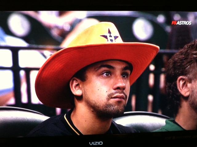 astros cowboy hat