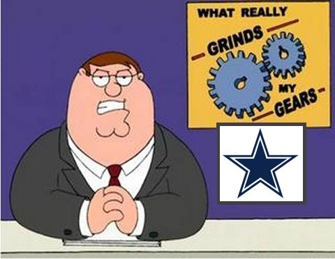 grinds my gears dallas cowboys