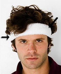 headband guy