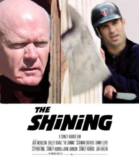 The Shining Terry Ryan Joe Mauer