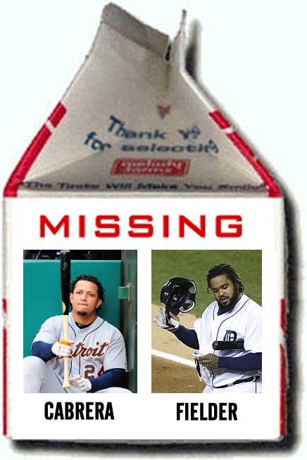 Caberea Fielder Milk Carton