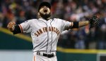 sergio romo victory celebration