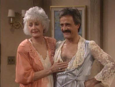 Sleeping with Bea Arthur was what killed Bernie. He choked on her thick, meaty penis.