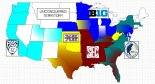 2012 College Conference Risk Map 2