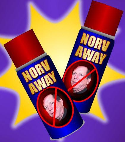 norv turner away