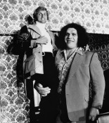 Andre the Giant and Joe Theismann could have been the NFL's best ventriloquist team ever.