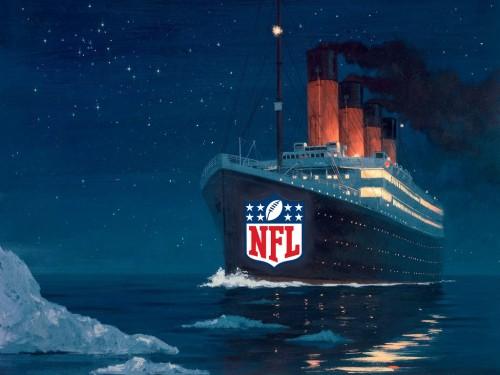 nfl titanic