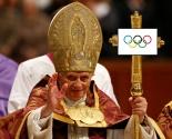 pope benedict olympic