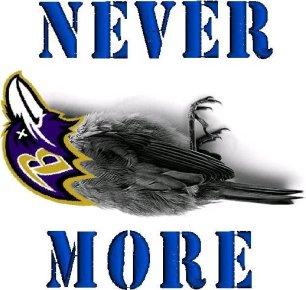 ravens never more