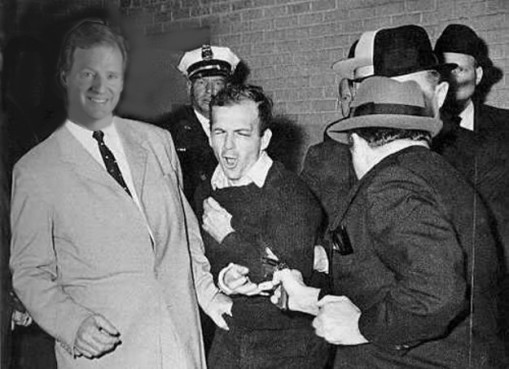 roger goodell lee harvey oswald